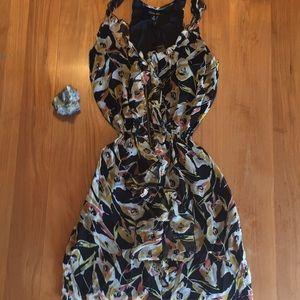 Charlie Jade conceded dress
